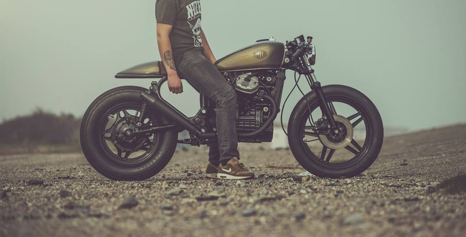 The Honda CX500 Café Racer by Nozem Amsterdam | Beautiful Life
