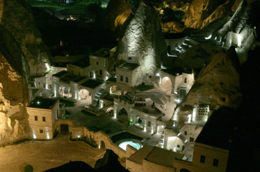 Fancy - Anatolian Houses @ Goreme, Turkey