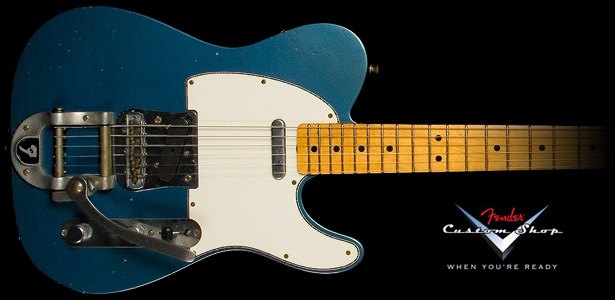Wildwood Guitars | Electrics | Fender Custom Shop