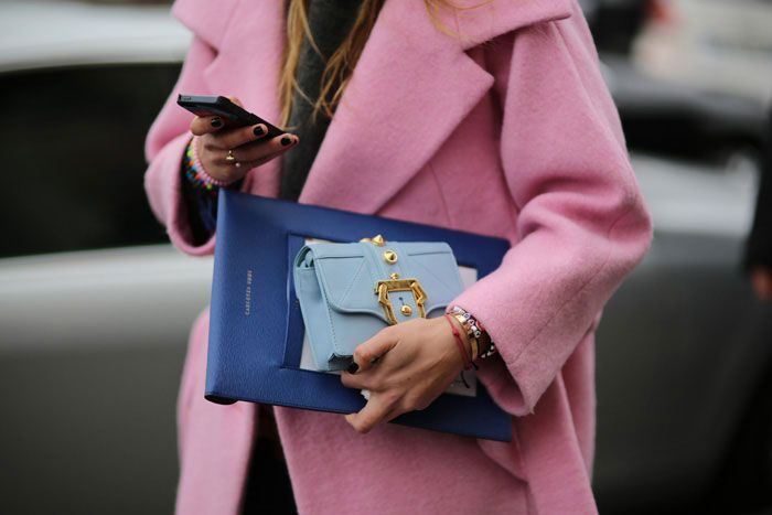 The 32 Most Amazing Accessories Spotted at PFW--Brace Yourselves for …