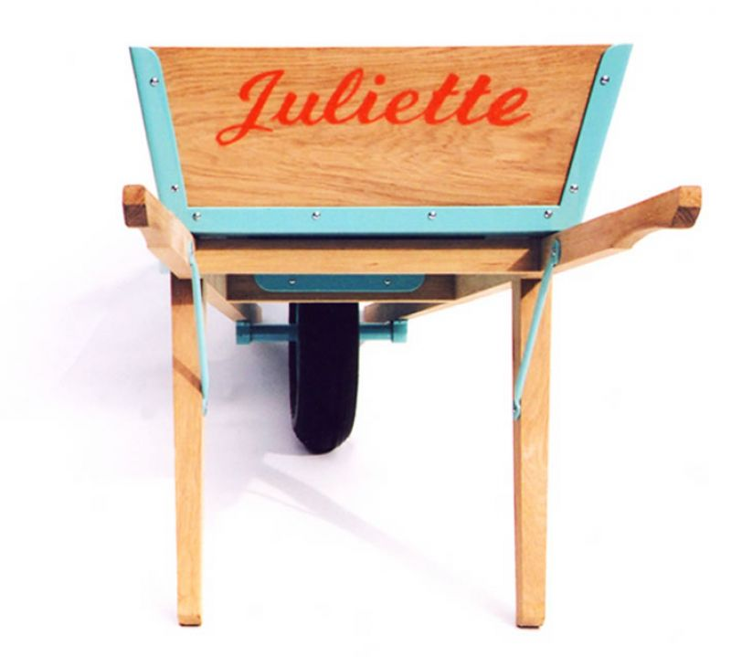 Juliette from Chris Eckersley | Made By Chris Eckersley with Billy Jef | £895.00 | Bouf