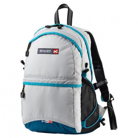 Azerde アゼルデ | バックパック&バッグ > バックパック > キッズ・小型 (~19L) > PRALO 14 [LUNAR ROCK/TURQUOISE] 14