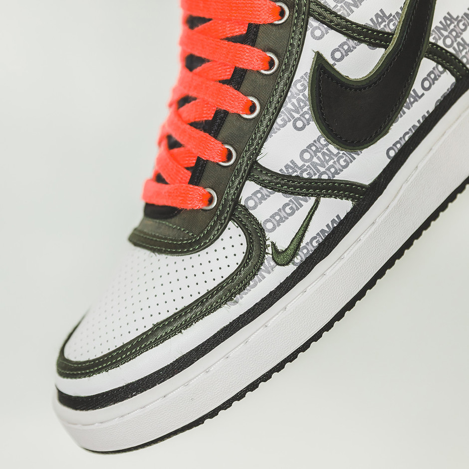 Vandal-A Nike Vandal High OG | SneakerNews.com