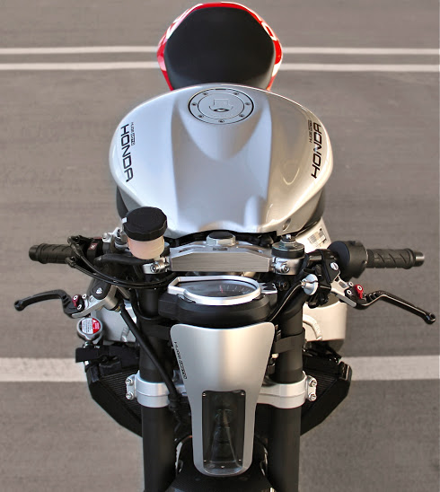 "Turn your CBR1000rr into a ""cafe fighter"" 