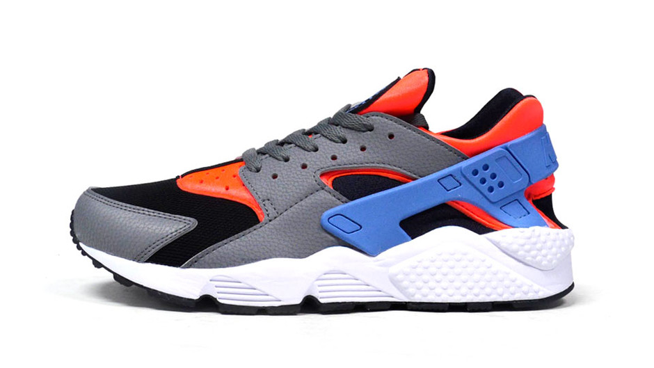 """AIR HUARACHE """"LIMITED EDITION for NSW"""" GRY/ORG/SAX ナイキ NIKE 