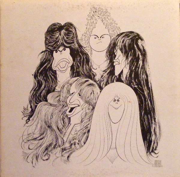Aerosmith - Draw The Line at Discogs