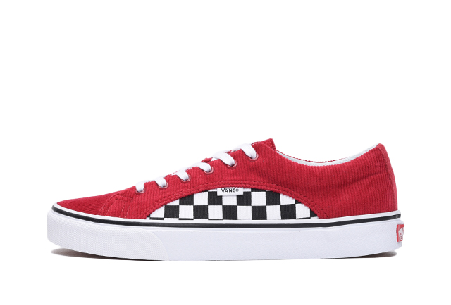 LAMPIN(US4H(22.5CM) (CHECKER/CORD) SCOOTER/TRUE WHITE): Brands|BILLY'S Online