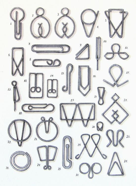 collections / PaperClips