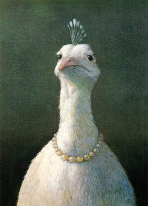 Fowl With Pearls Painting by Michael Sowa / Coolspotters