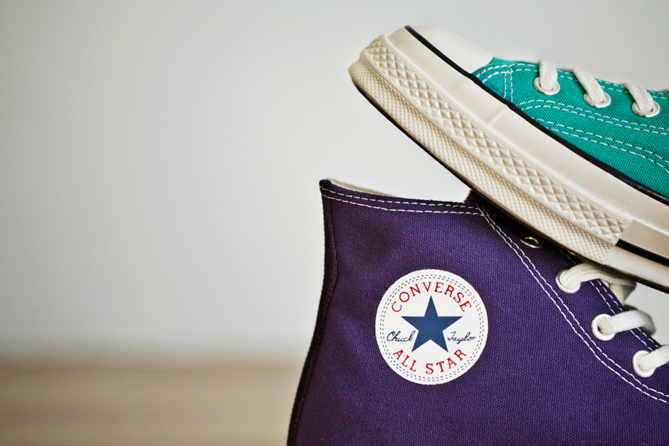 Converse 2014 First String 1970s Chuck Taylor All Star Collection | Hypebeast Mobile