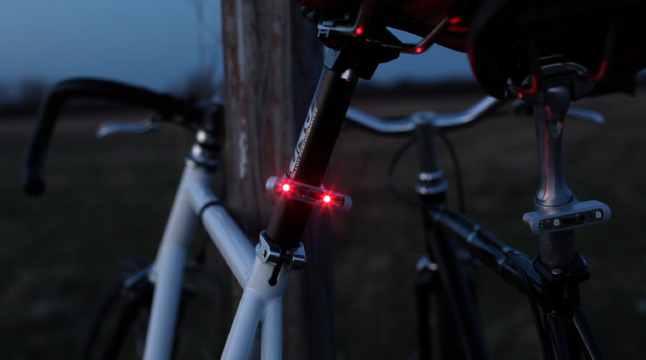 Blink / Steady Bike Light