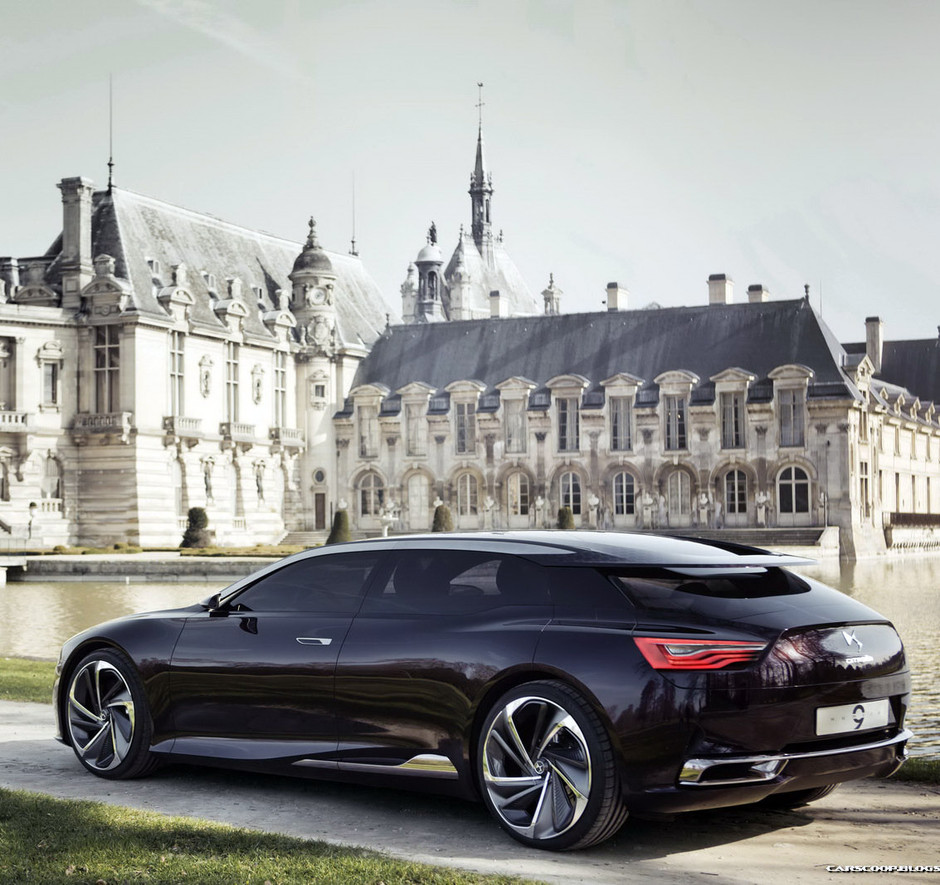 I Am Numéro 9: Citroën's DS Concept in Detail with Over 120 High-Res Photos - Carscoop