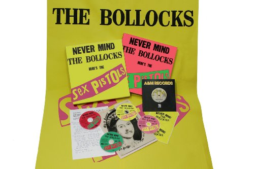 Amazon.co.jp: Never Mind the Bollocks Here's the Sex Pistols: Super Deluxe Edition: 音楽