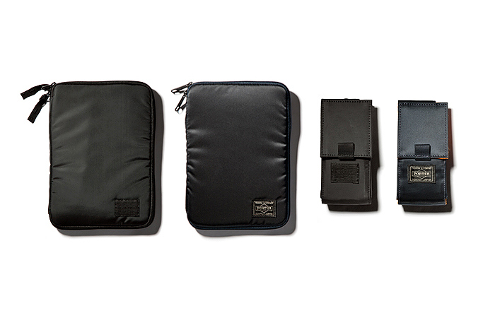 Head Porter 2013 Spring/Summer iPad Mini & iPhone 5 Black Beauty Collection | Hypebeast