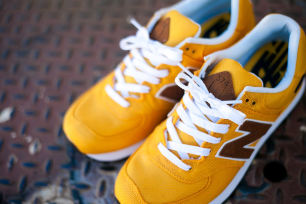 """New Balance 574 """"Backpack"""" Collection 