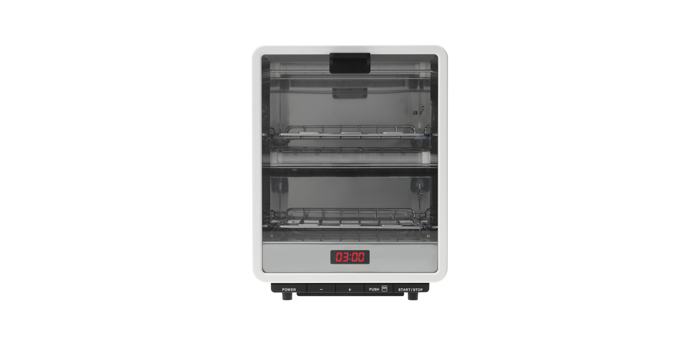 ±0-Toaster Oven Vertical Type