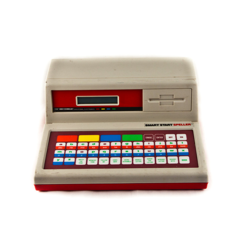 Gift For Him Video Game 1980's Electronic Toy V by goodmerchants