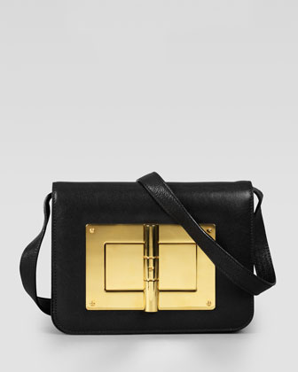 Tom Ford Medium Kidskin Natalia Bag - Neiman Marcus