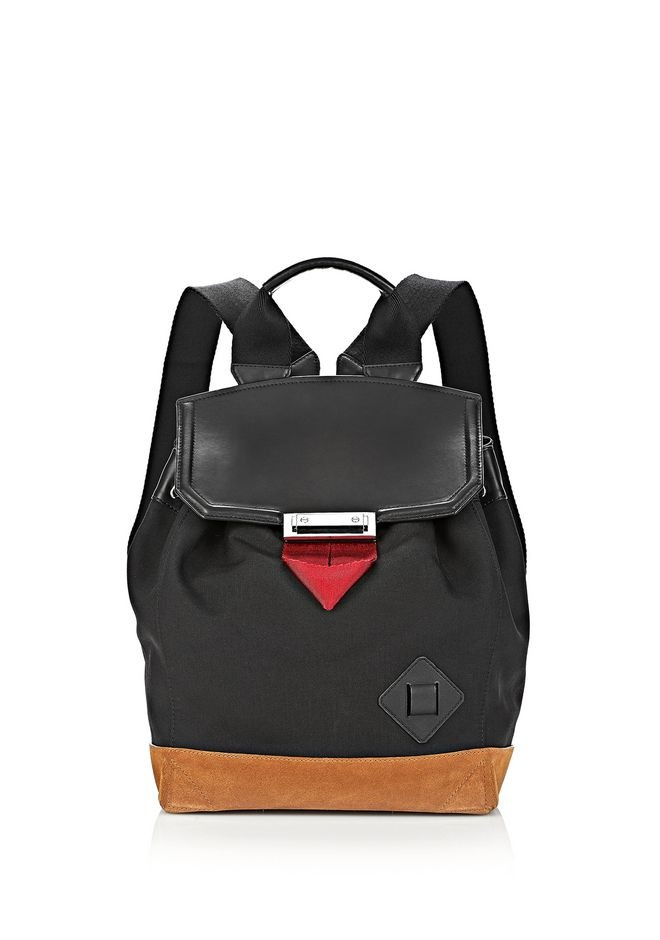 mytheresa.com - Prisma Skeletal backpack - Shoulder bags - Bags - Alexander Wang - Luxury Fashion for Women / Designer clothing, shoes, bags