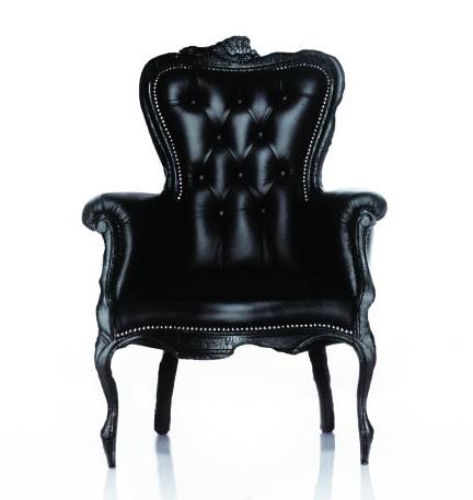 Generate Design: Smoke Chair (スモークチェア) : Maarten Baas : Moooi