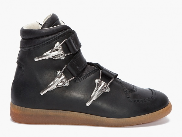 Maison Martin Margiela Buckle Sneakers | The Shoe Buff - Men's Contemporary Shoes and Footwear