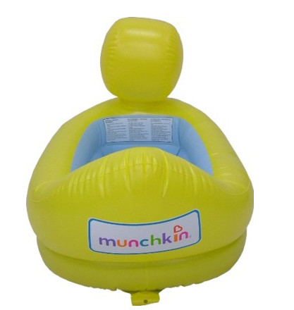 White Hot® Inflatable Safety Duck Tub at munchkin.com