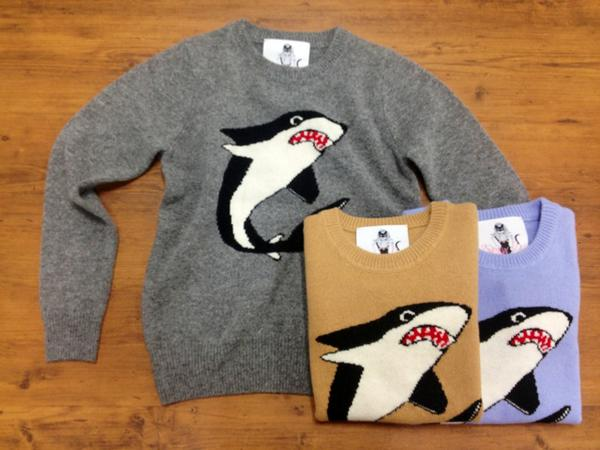 COMING SOON : SHARK KNIT   bonjour records