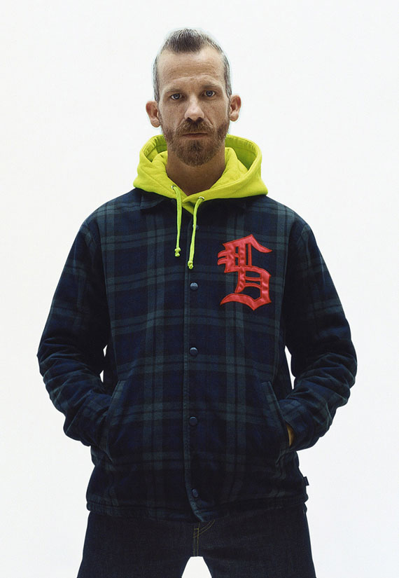 Supreme Fall/Winter 2012 Collection Lookbook | FreshnessMag.com