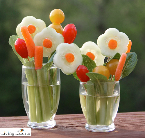 Roundup: DIY Edible Arrangements and Centerpieces » Curbly | DIY Design Community