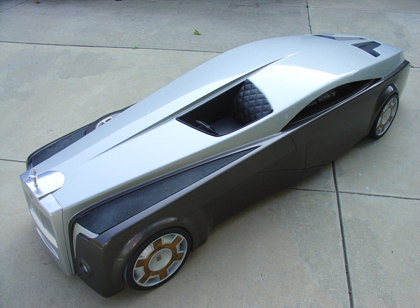 Wild Rolls Royce Apparation - awesomobile — awesomobile