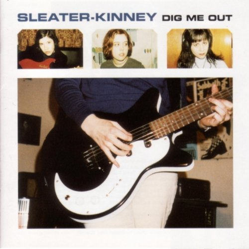 Amazon.co.jp: Dig Me Out: Sleater-Kinney: MP3ダウンロード
