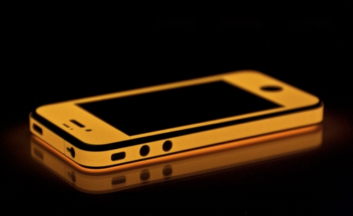 iPhone 4S Glow in the Dark Skins, Wraps and Cases from SlickWraps