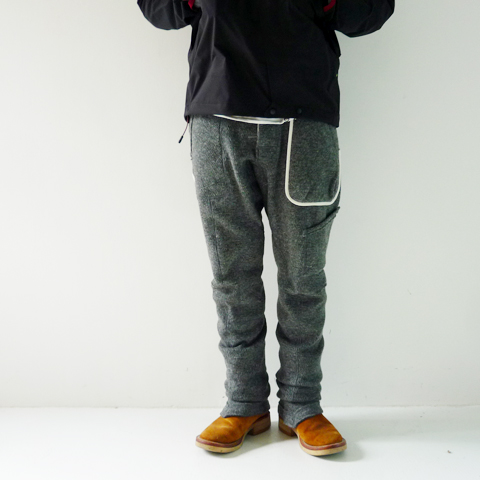 TAKAHIROMIYASHITA The SoloIst.New Pajama Pants s.0219 - Silver and Gold Online Store