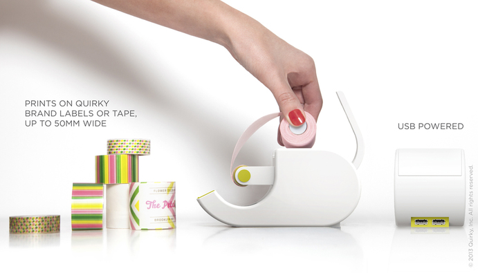 Imprinter - Creativity That Sticks | Quirky Products