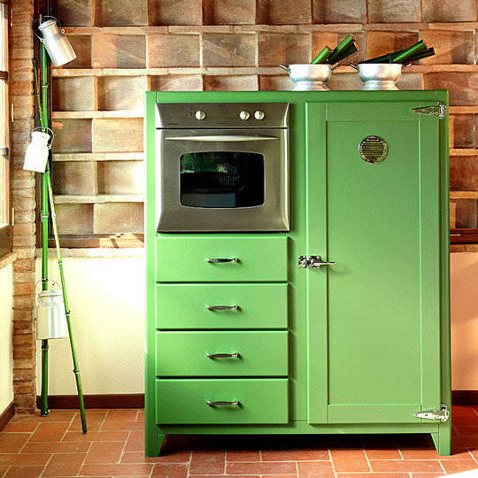 Vintage Inspired Refrigerators by Portobello Street | Apartment Therapy