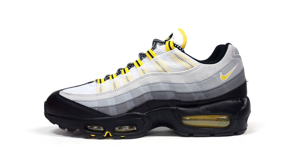 """AIR MAX 95 """"LIMITED EDITION for ICONS"""" GRY/YEL/BLK ナイキ NIKE 