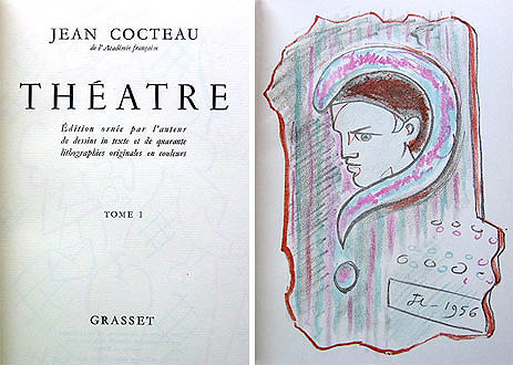 jean cocteau theatre essay Excerpt from the jean cocteau research paper which almost destroyed me 4/29/2014 0 comments i hear your voice in your works which are now made digital and.