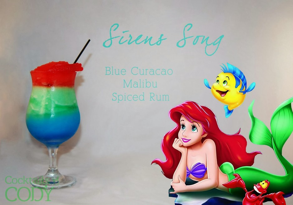 Varietats: Disney Themed Cocktails by Cocktails by Cody