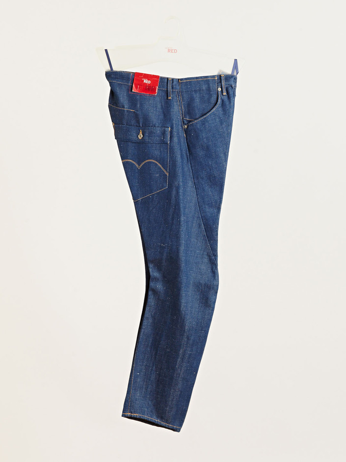 Levi's Red Archive men's Low Crotch Twisted Jeans | LN-CC