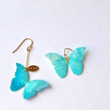「OVCE」ピアス | Colorful ColorHack | Pinterest