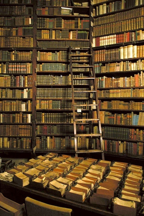 Rare and Ancient Book Library, Budapest, ... | Books! Books! Books!
