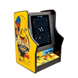 Limited Edition 25th Anniversary Pac Man Home Countertop Cabinet, PIRTY ON, Buy USA Products Rinkya Stores