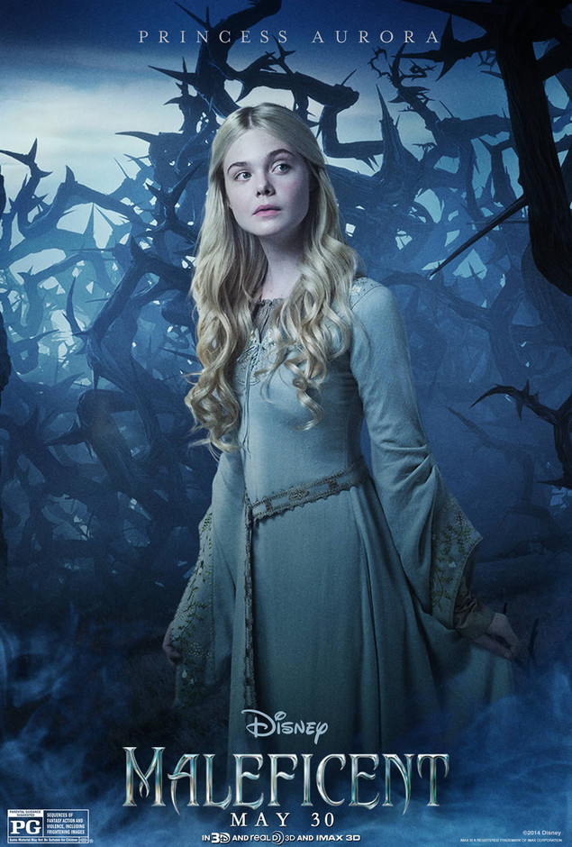 The New Maleficent Posters Are Magical   Celebrity, Disney Style, News