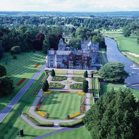 Adare Manor Hotel & Golf Resort: アデア, アイルランド hotel: