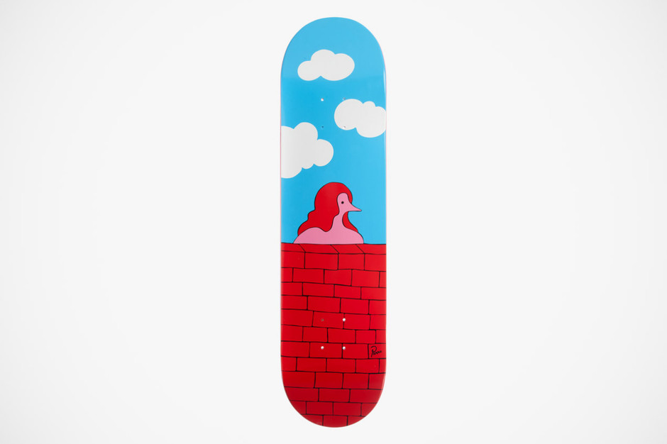 Rockwell by Parra 2012 Fall/Winter Skate Deck   Hypebeast Mobile