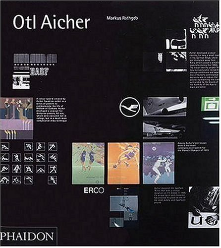Amazon.co.jp: Otl Aicher: Markus Rathgeb: 洋書
