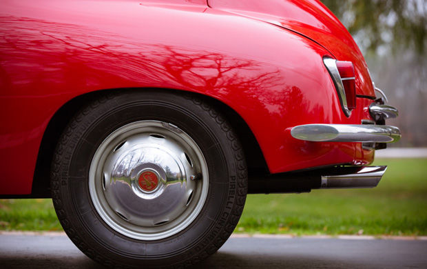 1960 Fiat-Abarth 850 Record Monza | Gooding and Company