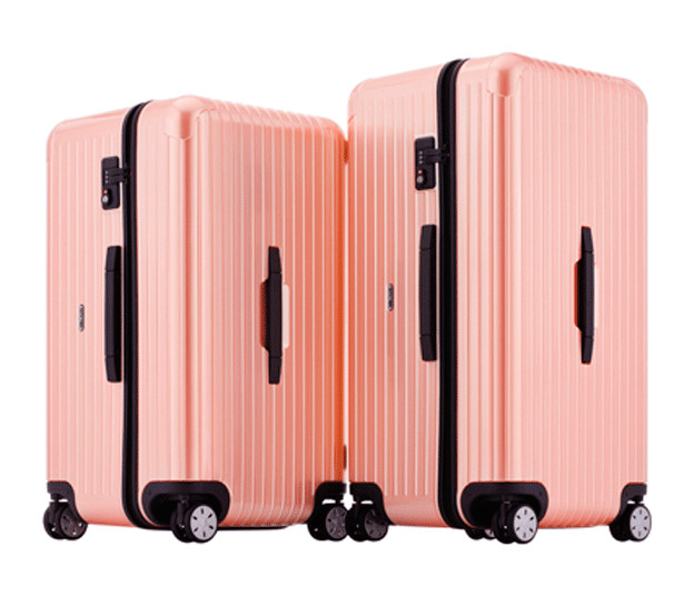 RIMOWA Releases Special Edition Salsa Pearl Rose Collection - Macaron Magazine