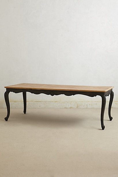 Cabriole Dining Table - anthropologie.com