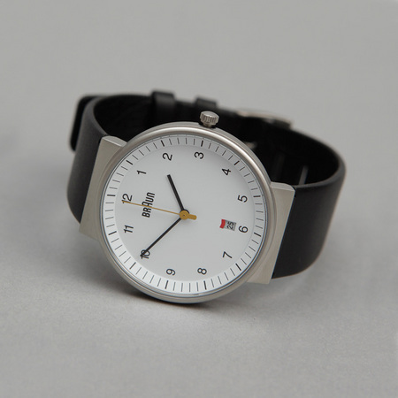 Braun : BN0032 (White / Black) from Oi Polloi